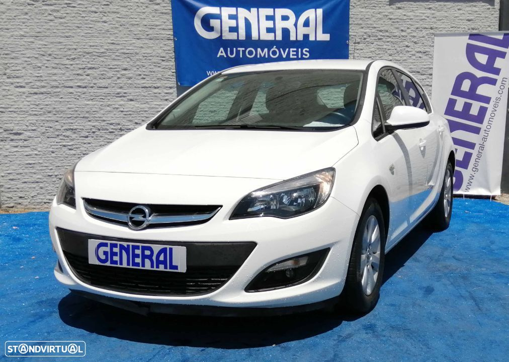 Opel Astra 1.3 CDTi Selection S/S - 5