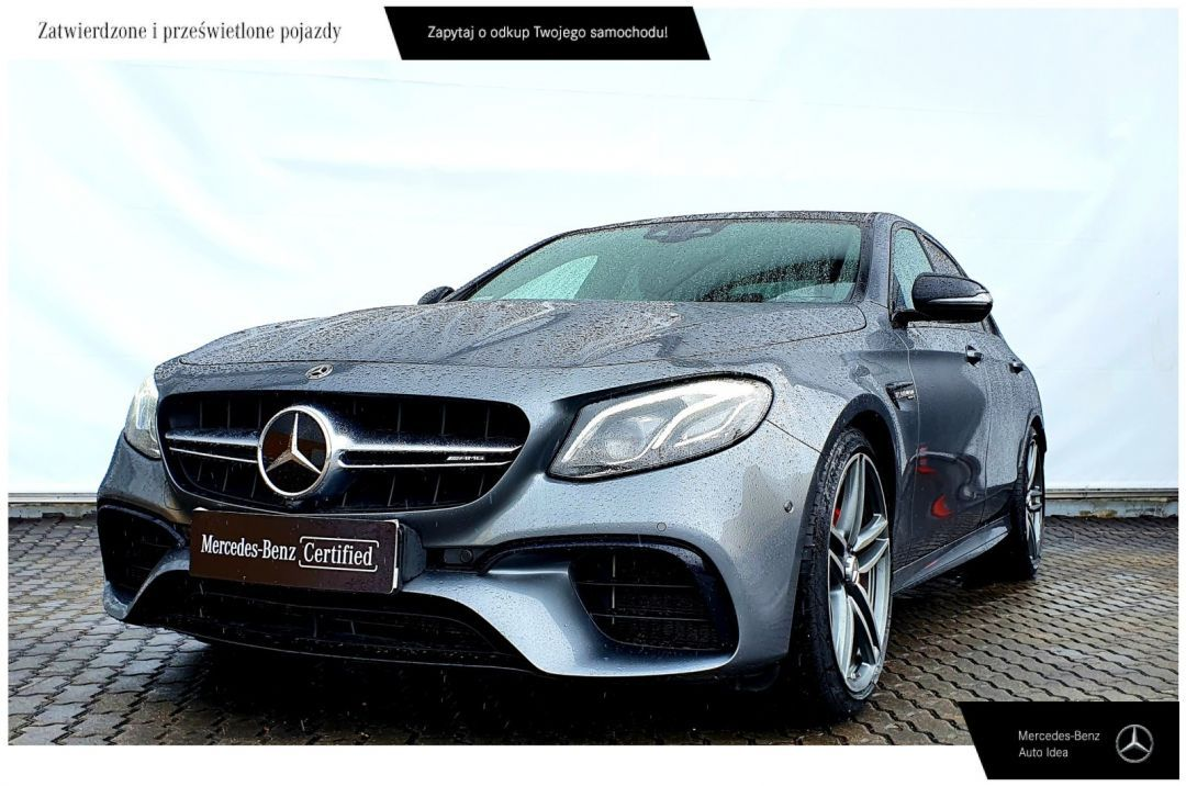 Mercedes-Benz Klasa E Mulibeam Led/distonic plus/Panorama/ FV 23% - 1