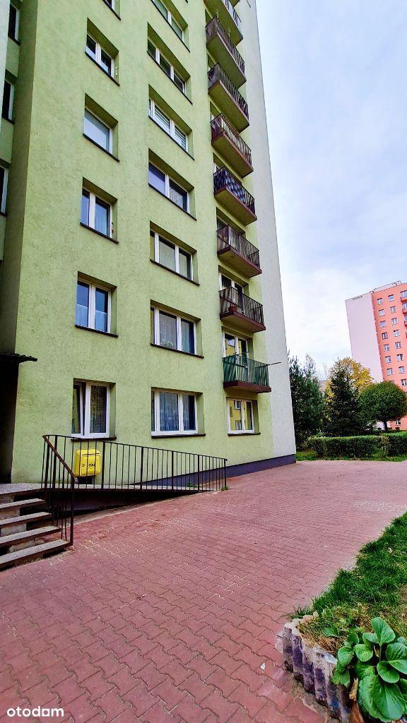 3 pokoje 2 balkony Sosnowiec ul. Jagiellońska