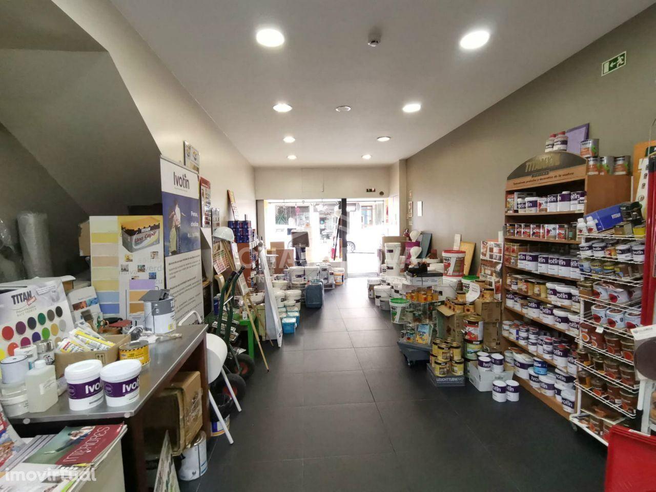 Loja S. Mamede de Infesta (comércio, serviços, alimentar)