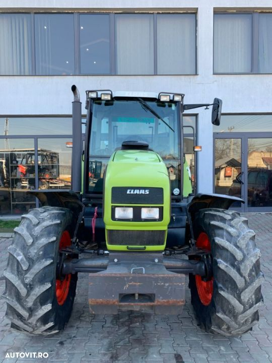 Claas Tractor Class Ares 656 RC 132 Cp  fab 2007 - 26