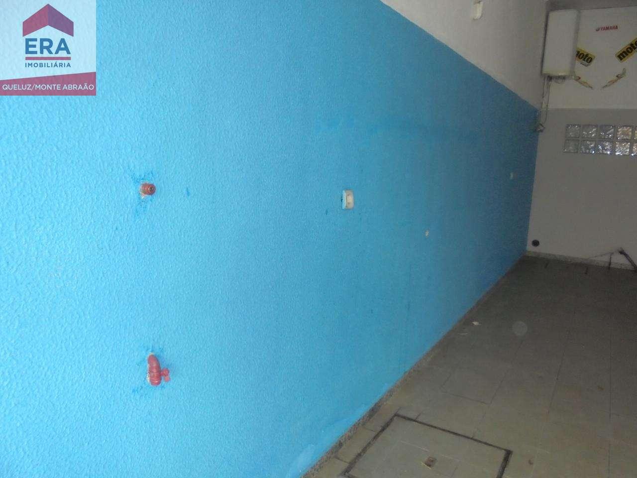 Garagem para arrendar, Queluz e Belas, Lisboa - Foto 4