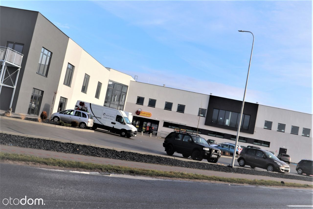 Lokale handlowe do wynajęcia RYDZYNA ul.Wolności