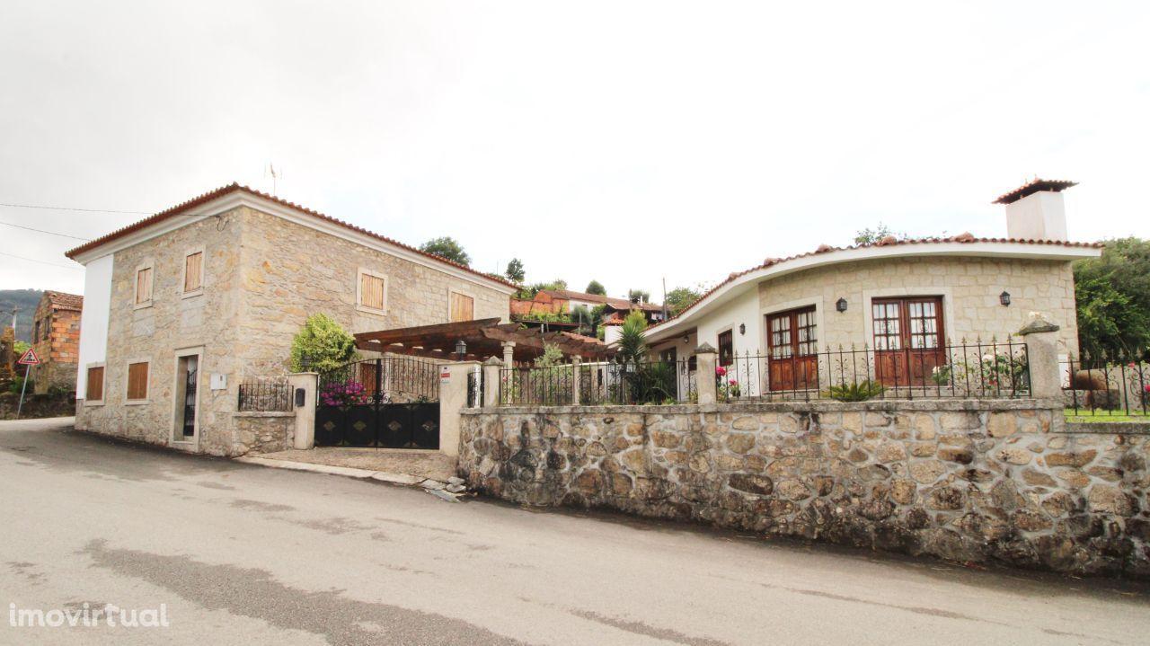 Moradia T4 – Oliveira de Frades