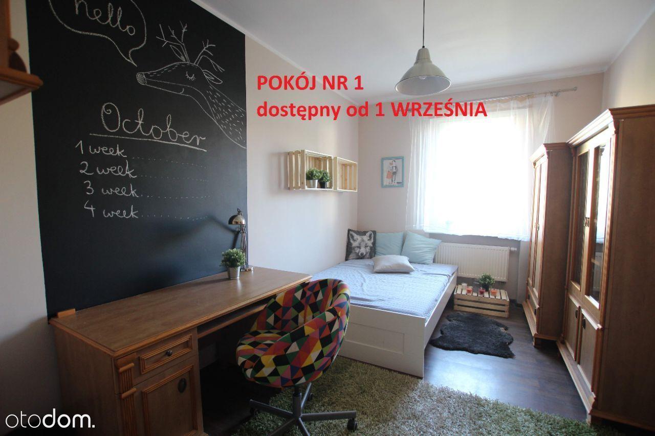 Duży pokój w Centrum Poznania od 5 SIERPNIA i