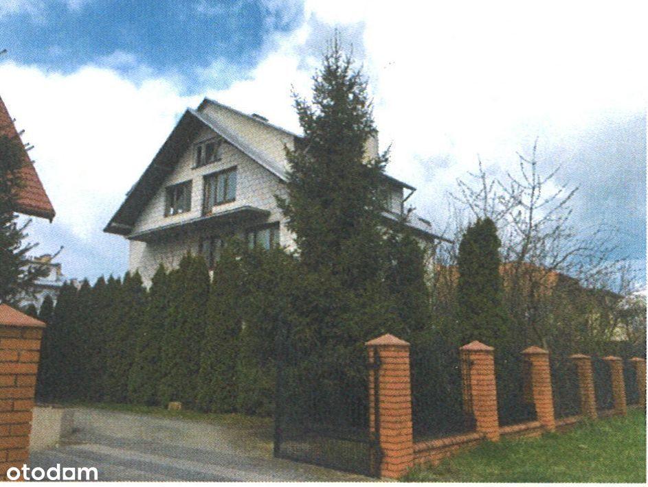 Dom wolnostojący , stan surowy zamknięty - 256 m2