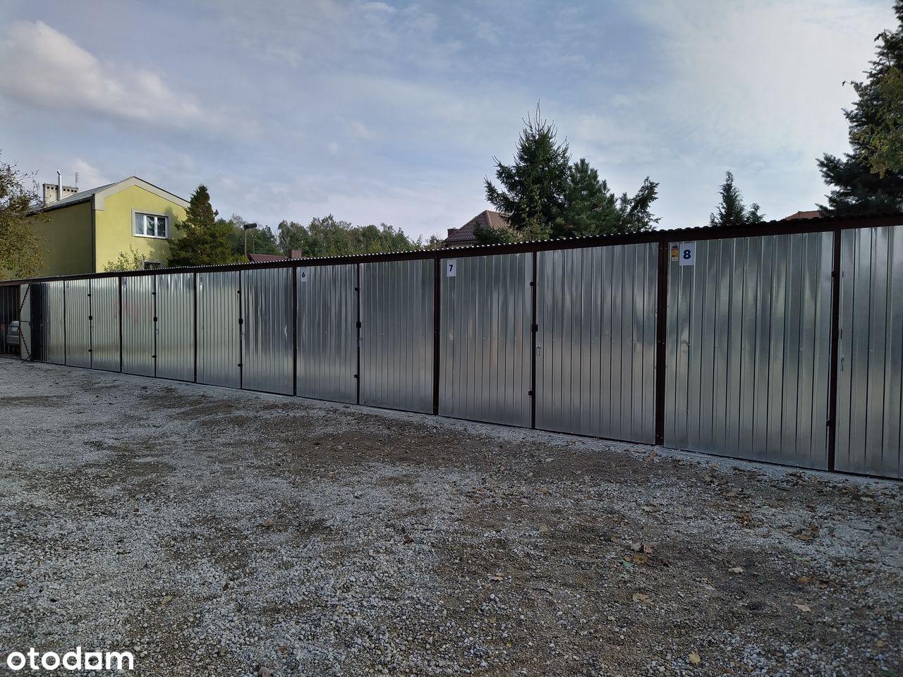 Wynajem garaży blaszanych - Warszawa Tarchomin