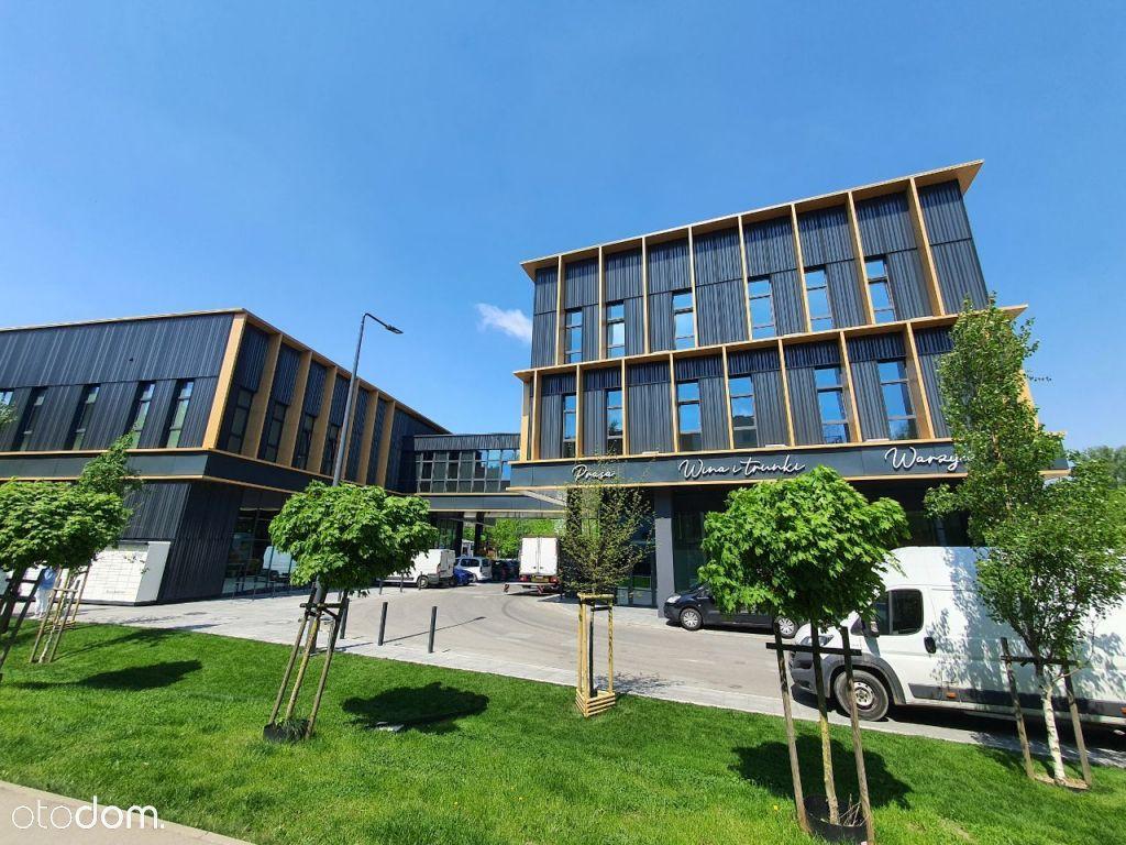 Powierzchnia biurowa - 540 m2, ul. Swojczycka 69