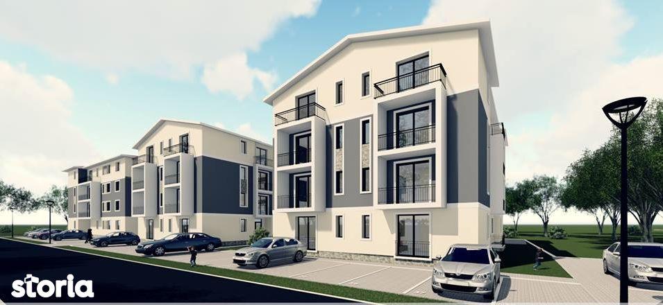 Dezvoltator vand apartament 3 camere la cheie zona rezidentiala