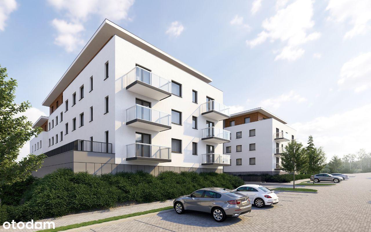 Trzypokojowe mieszkanie z dużym tarasem Gdańsk
