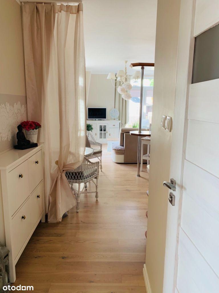 Apartament 44m+12m piwnica tuż przy Promenadzie