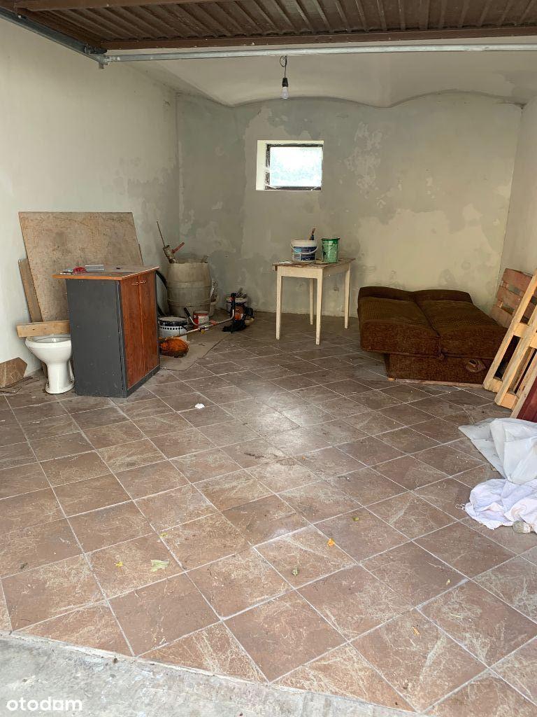 Garaż 25,6 m2