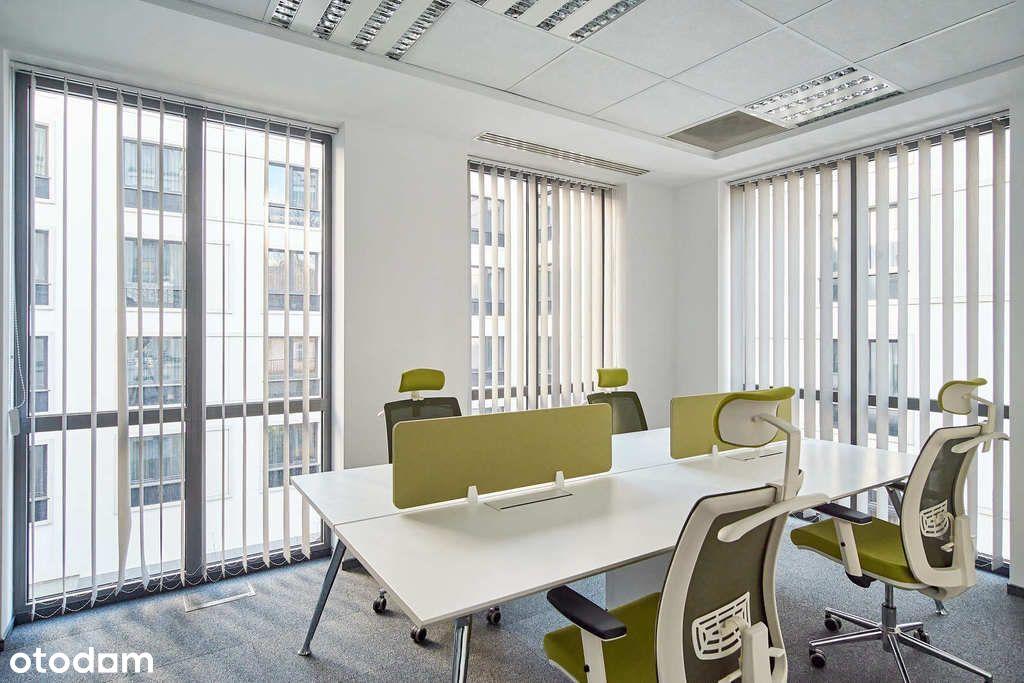 Umeblowane biuro w ścisłym centrum. Krótka umowa!