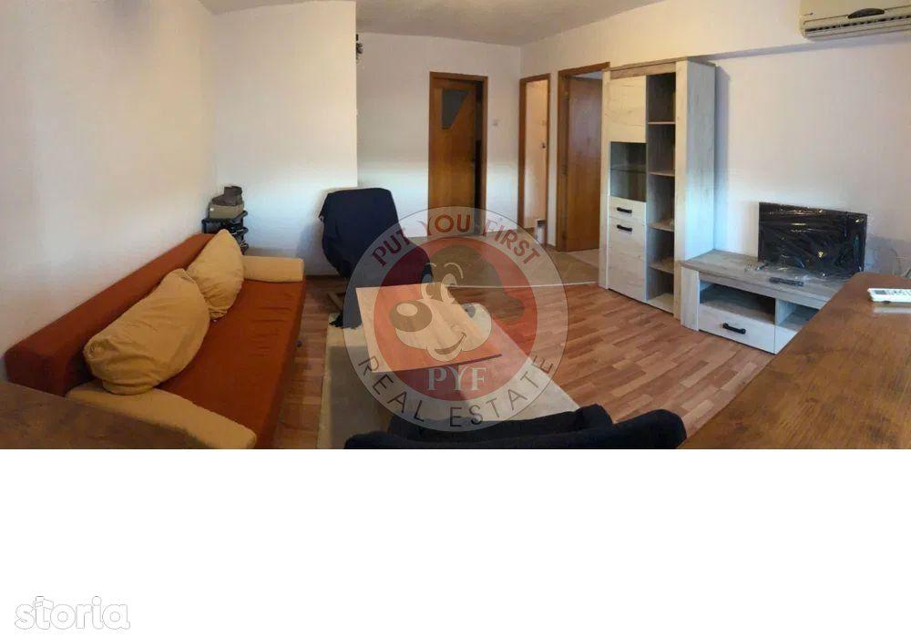 Tineretului, apartament 2 camere modern, 480 euro