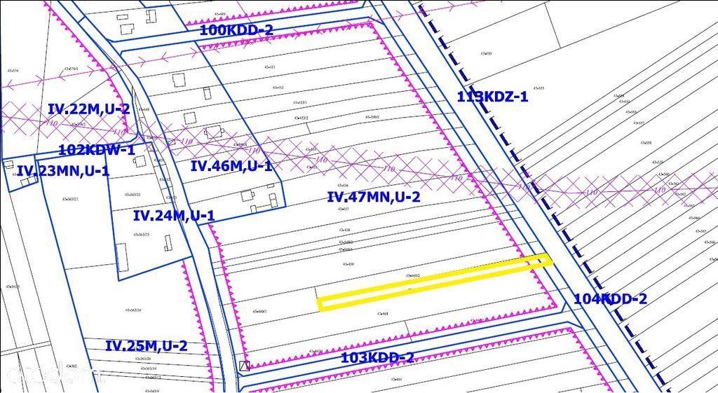 Działka, 2 700 m², Zbludowice
