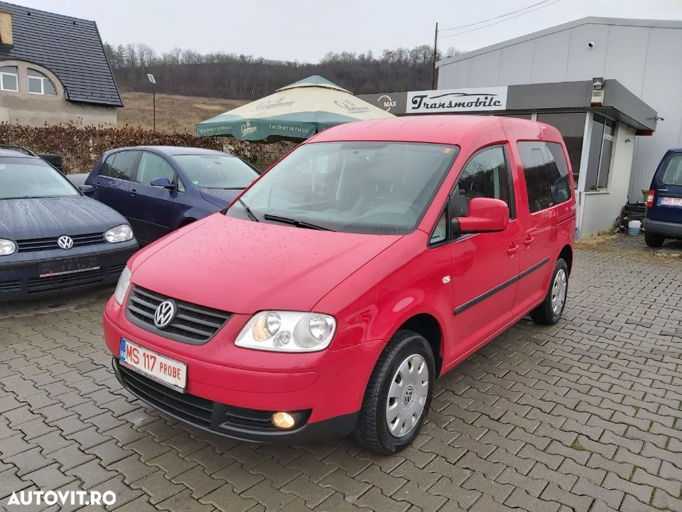 Volkswagen Caddy 1.9 - 9