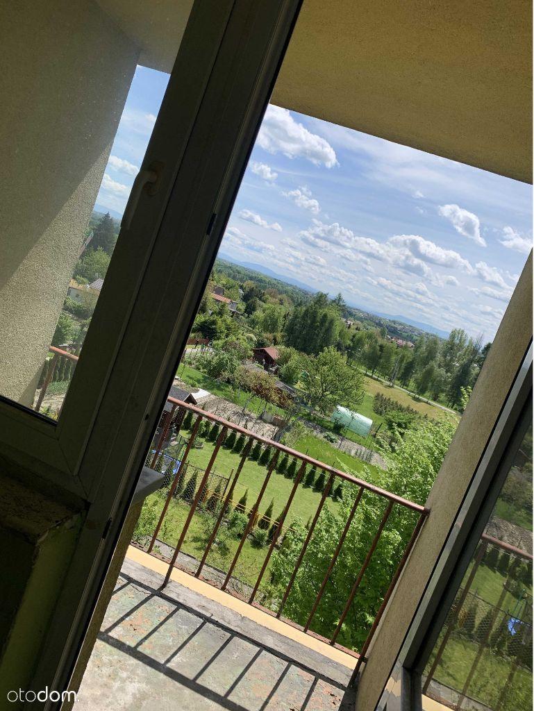 Pszów- mieszkanie do własnej aranżacji z balkonem