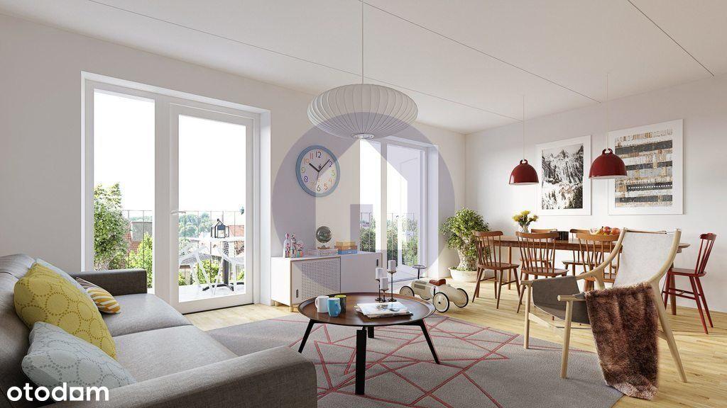 Apartament 42,18 m2 / 1 p / Balkon / Winda / 1Q22
