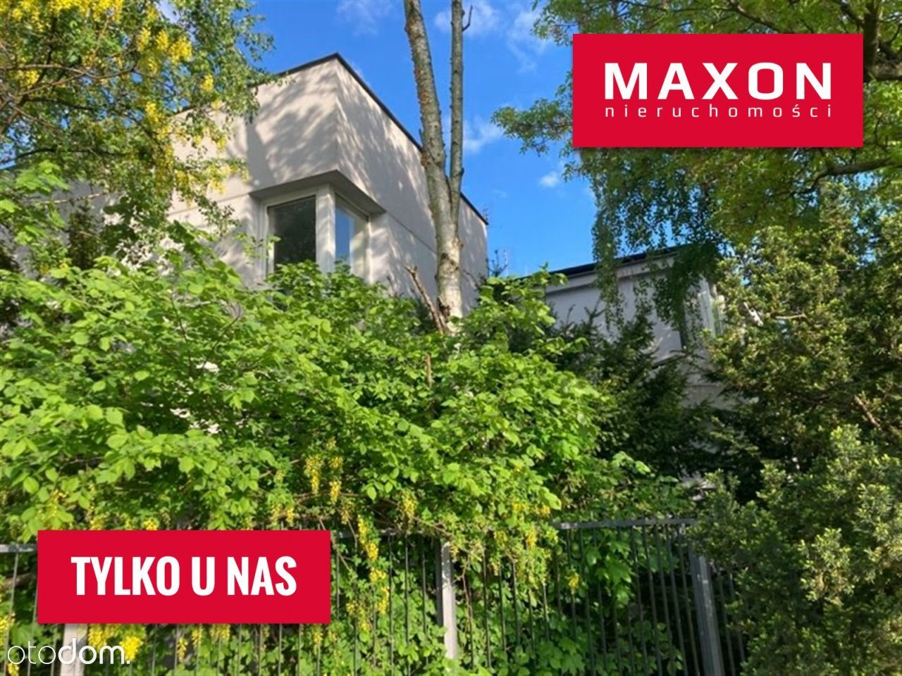 Dom na sprzedaż na Żoliborzu.
