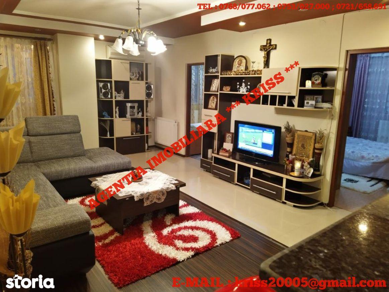APARTAMENT 3 Camere Confort 1 DEC. DEDEMAN Etaj 1/4 76 Mp. Îmbunătățit
