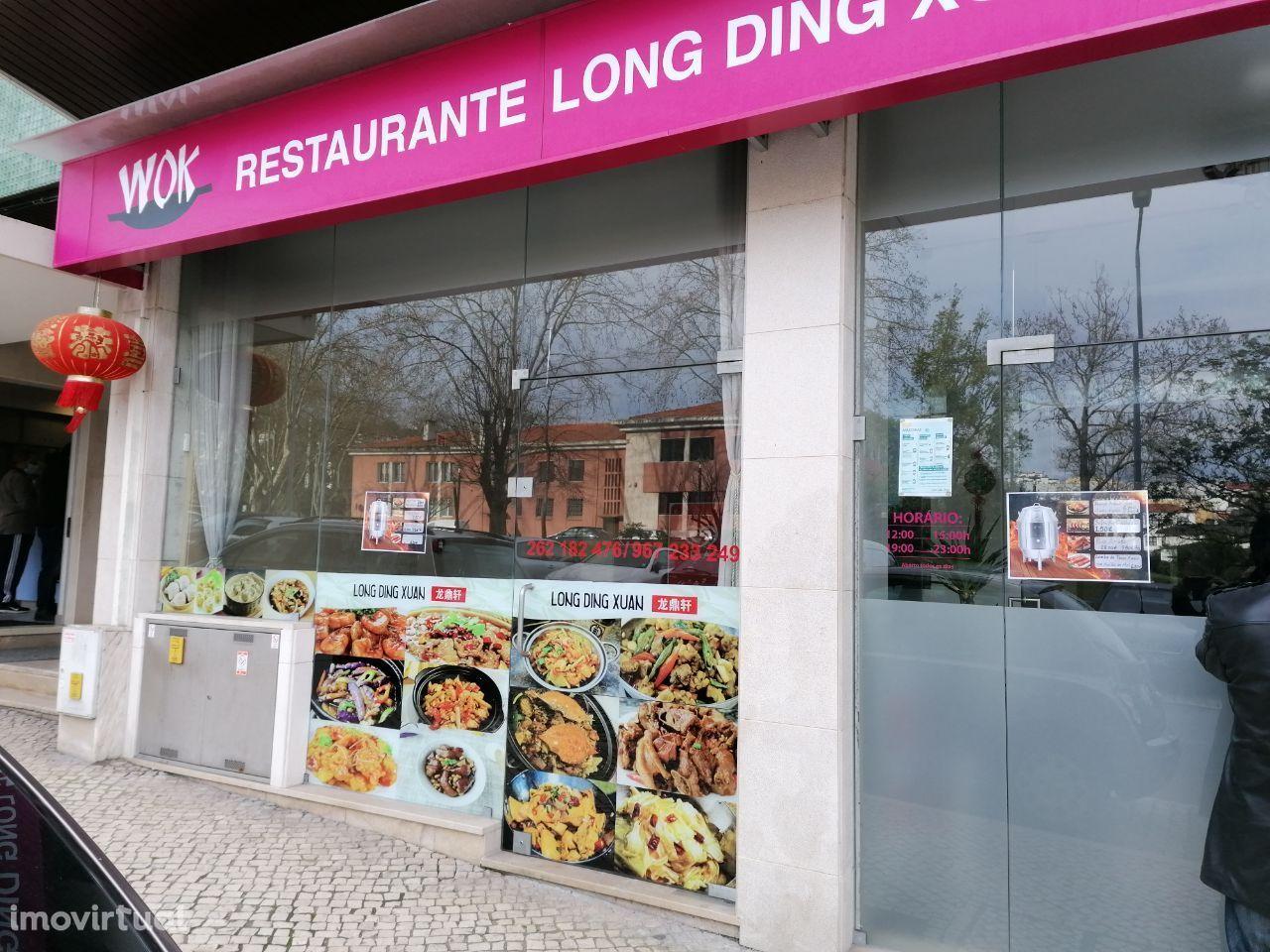 Restaurante centro de Alcobaça todo equipado a funcionar bom negocio