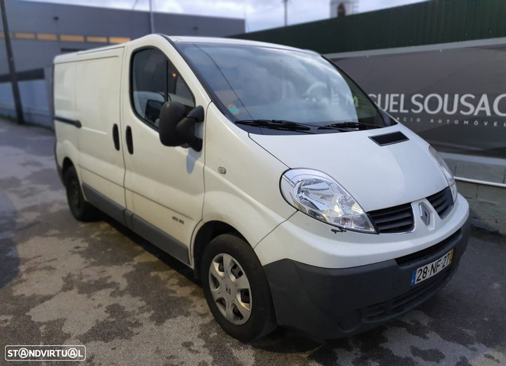 Renault TRAFIC 2.0 DCI - 6