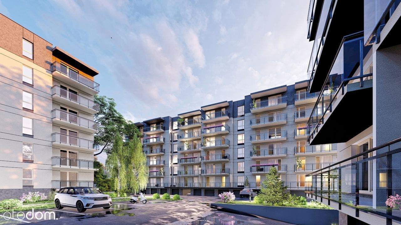 Mieszkanie w Inwestycji SZCZYTNO Dąbrowskiego M28