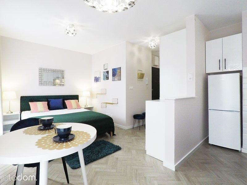 Kawalerka w nowoczesnym apartamentowcu / Śliska