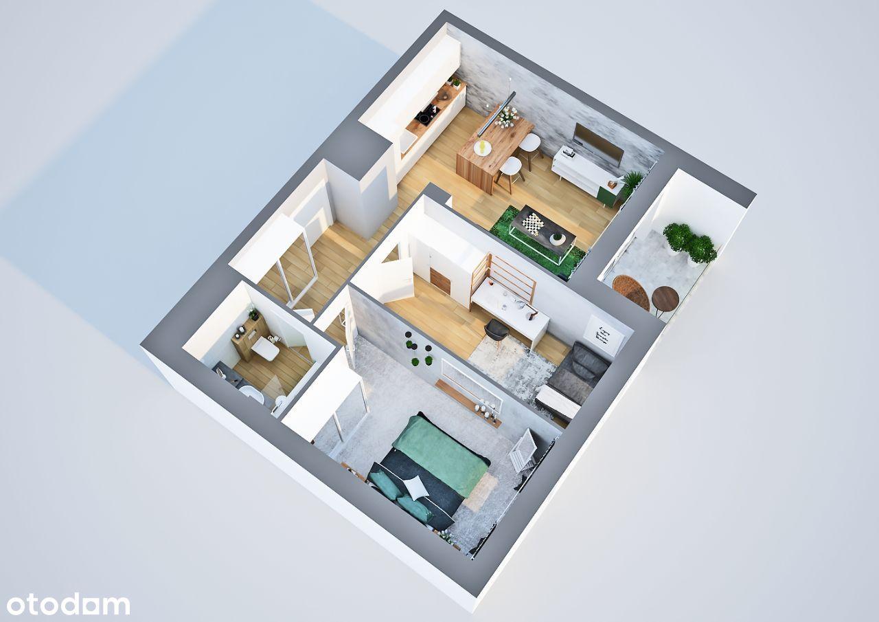 Komfortowe mieszkanie osiedle Krakowska M15