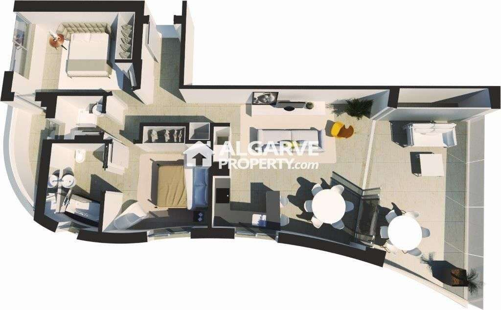 Apartamento para comprar, Luz, Lagos, Faro - Foto 24