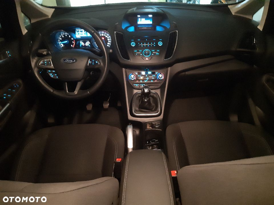 Ford C-MAX Ford Cmax 2018r benzyna - 12