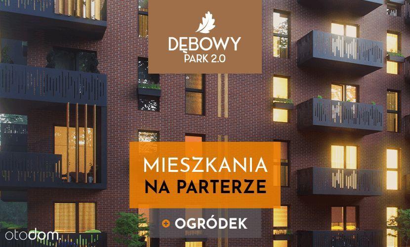 3 pokoje z ogródkiem | os. Drabinianka | Nowe