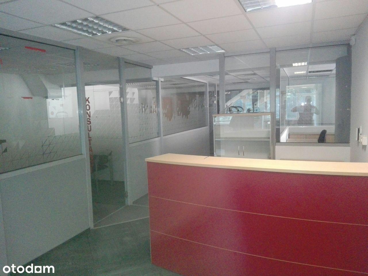 Lokal biurowy w Centrum 238 m2 I p. ok. Rynku