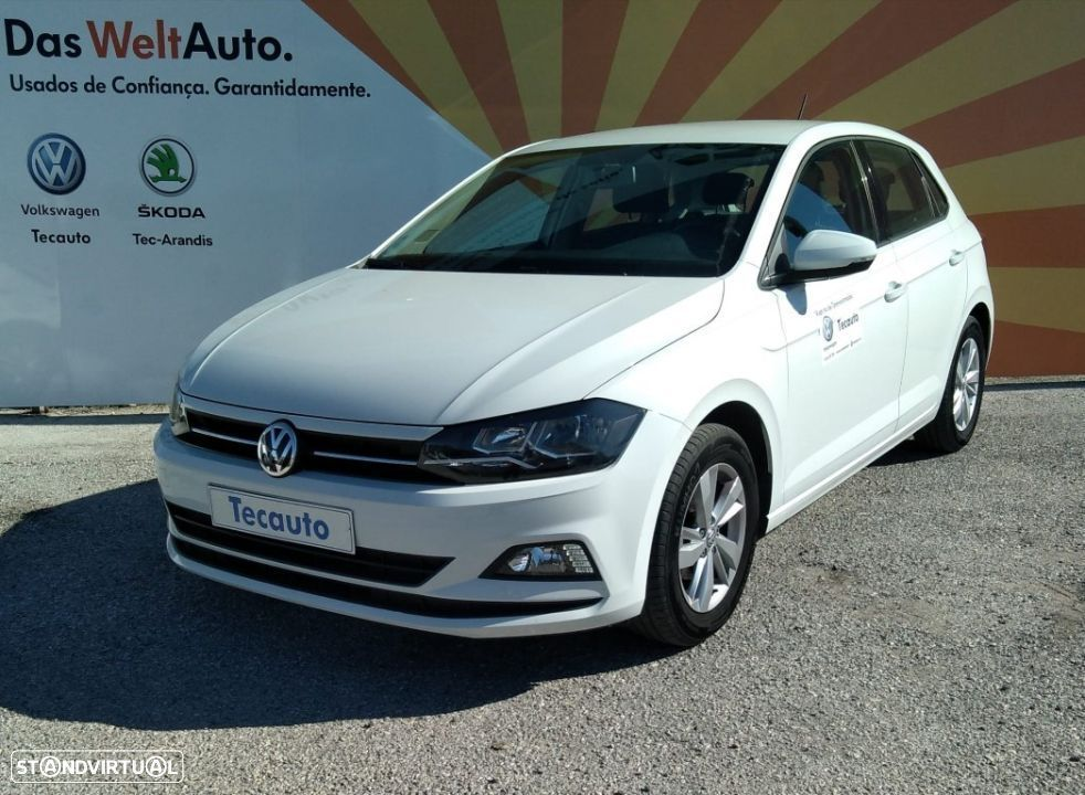 VW Polo 1.0 TSi Confortline - 9