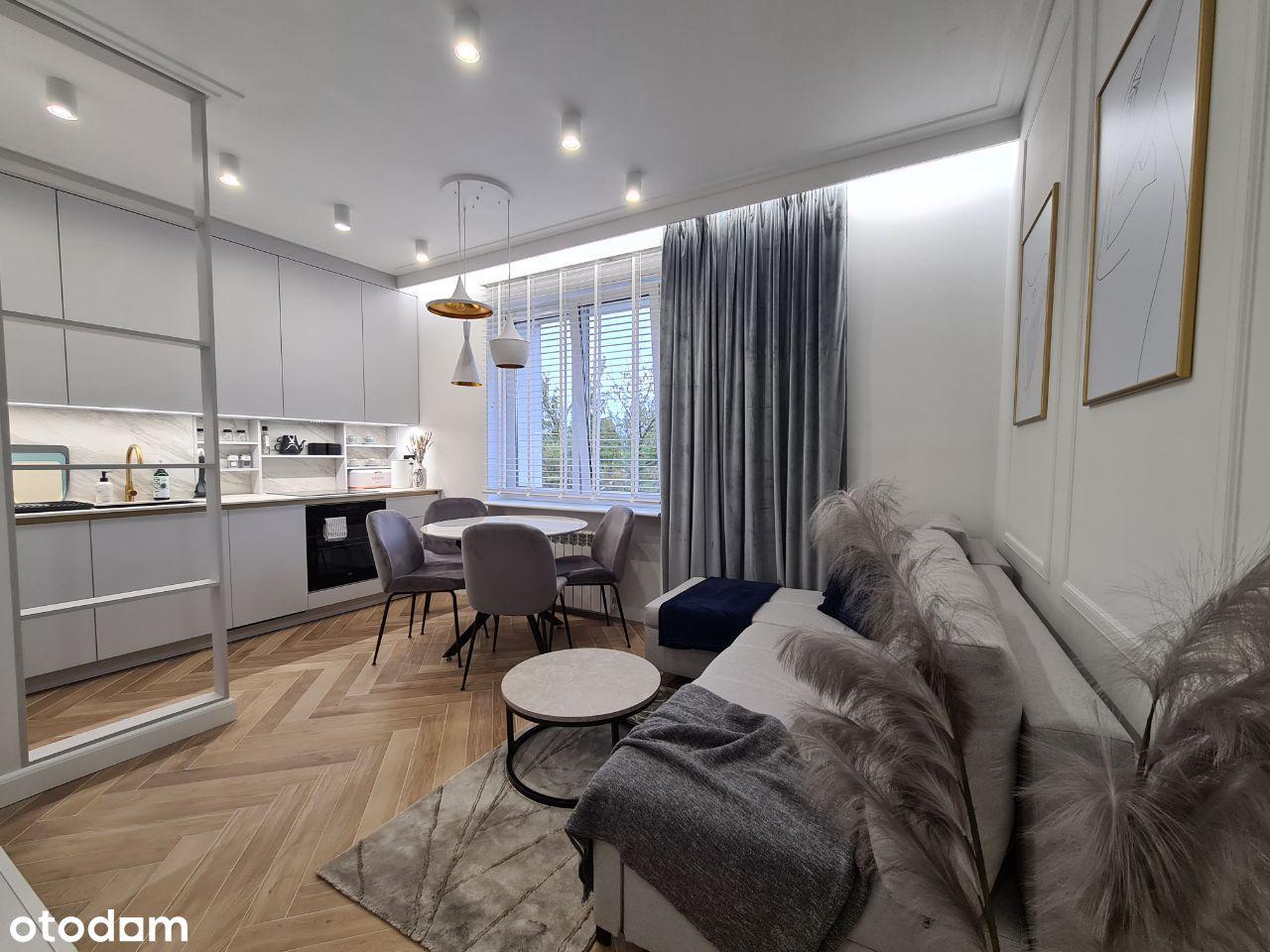 Komfortowe mieszkanie 32 m2 po remoncie nowe meble