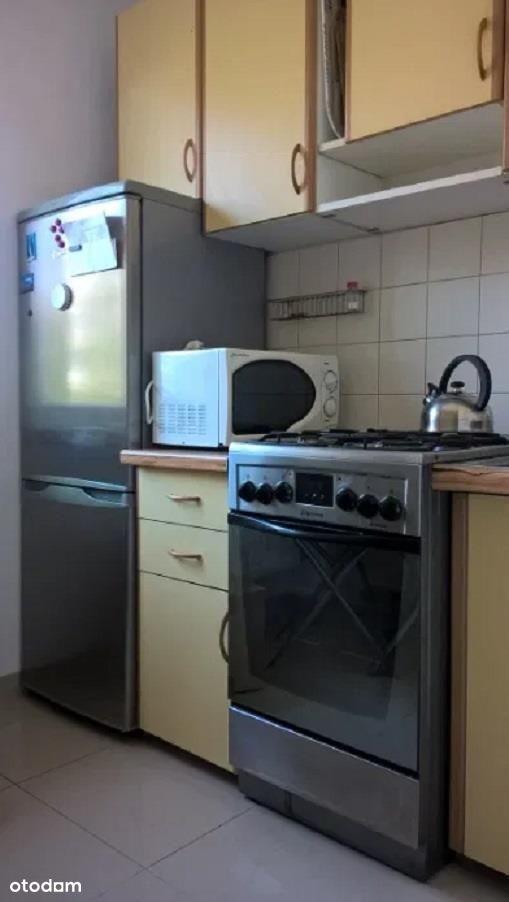 Ugorek, 2 pokoje, kuchnia, loggia, 40m2