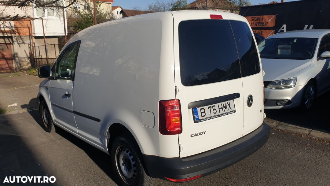 Volkswagen Caddy 2.0 - 21