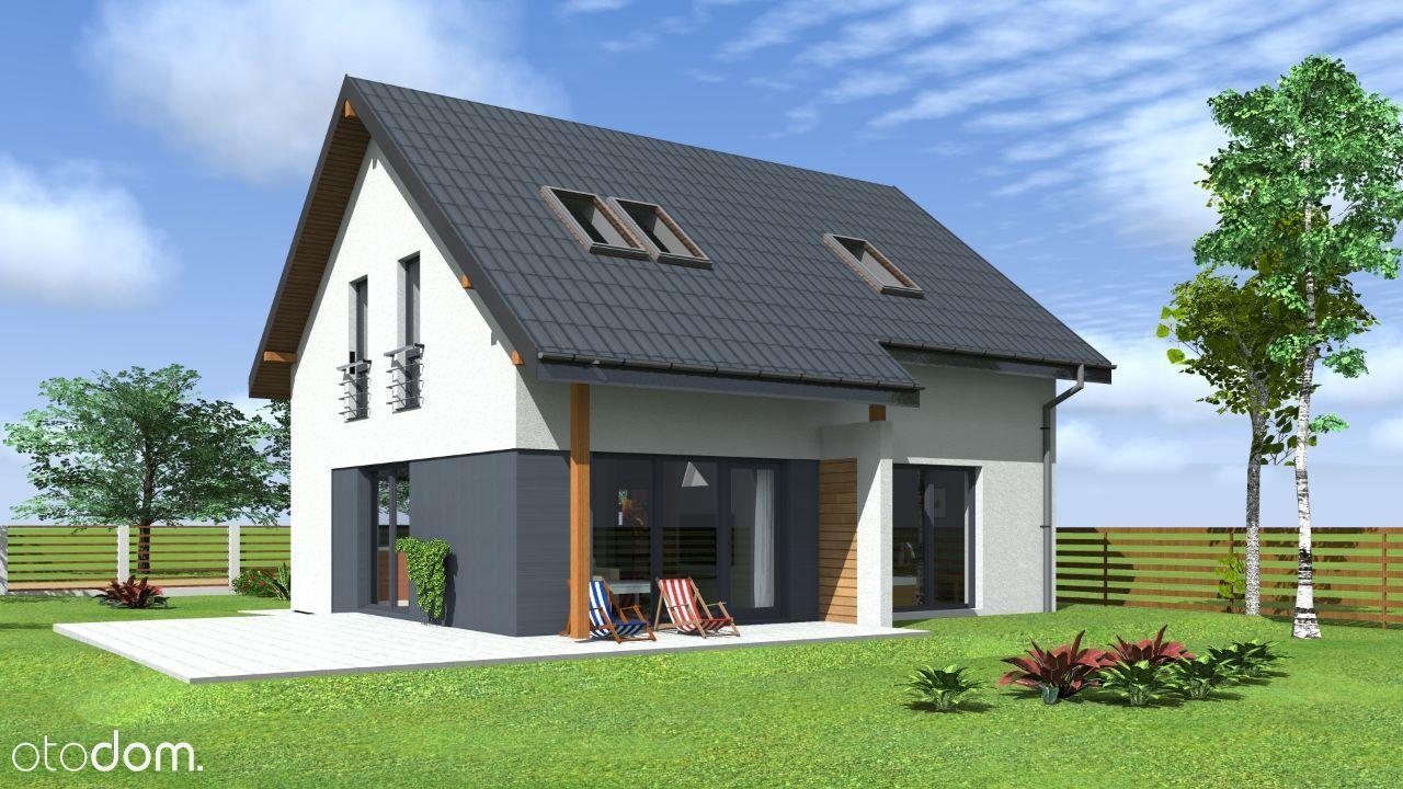 Nowe domy w Gorzycach