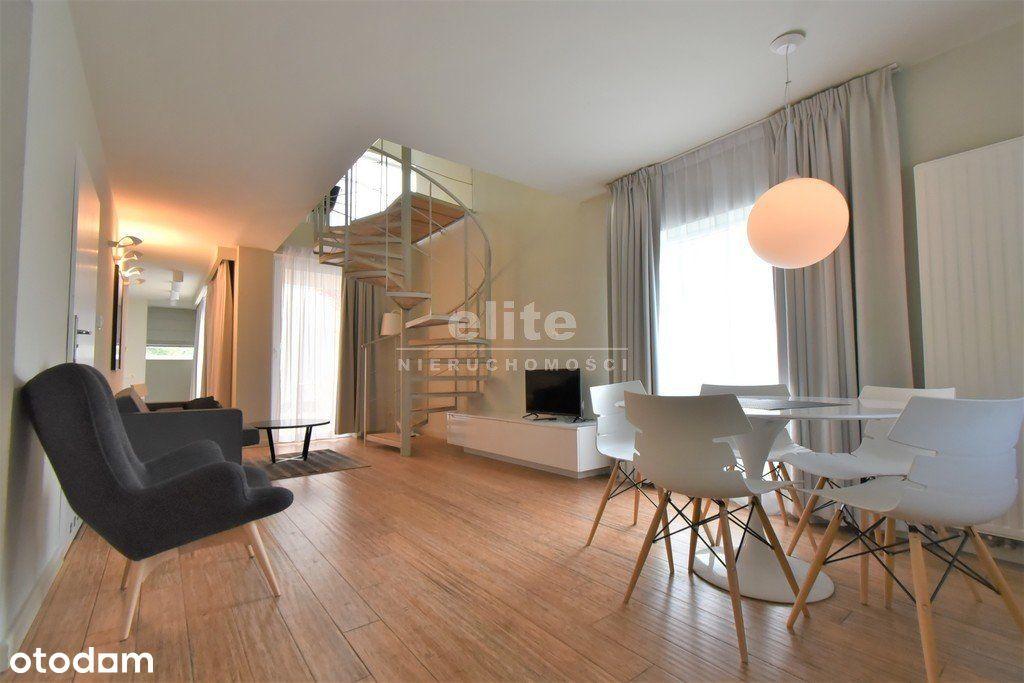 Apartament 71m2+25m patio, 51m2 taras basen wew.