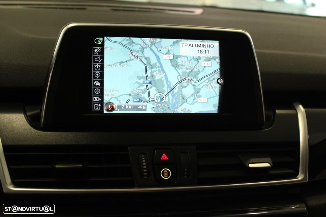 BMW 214 Active Tourer Sport Line 214 D 2015 - 3
