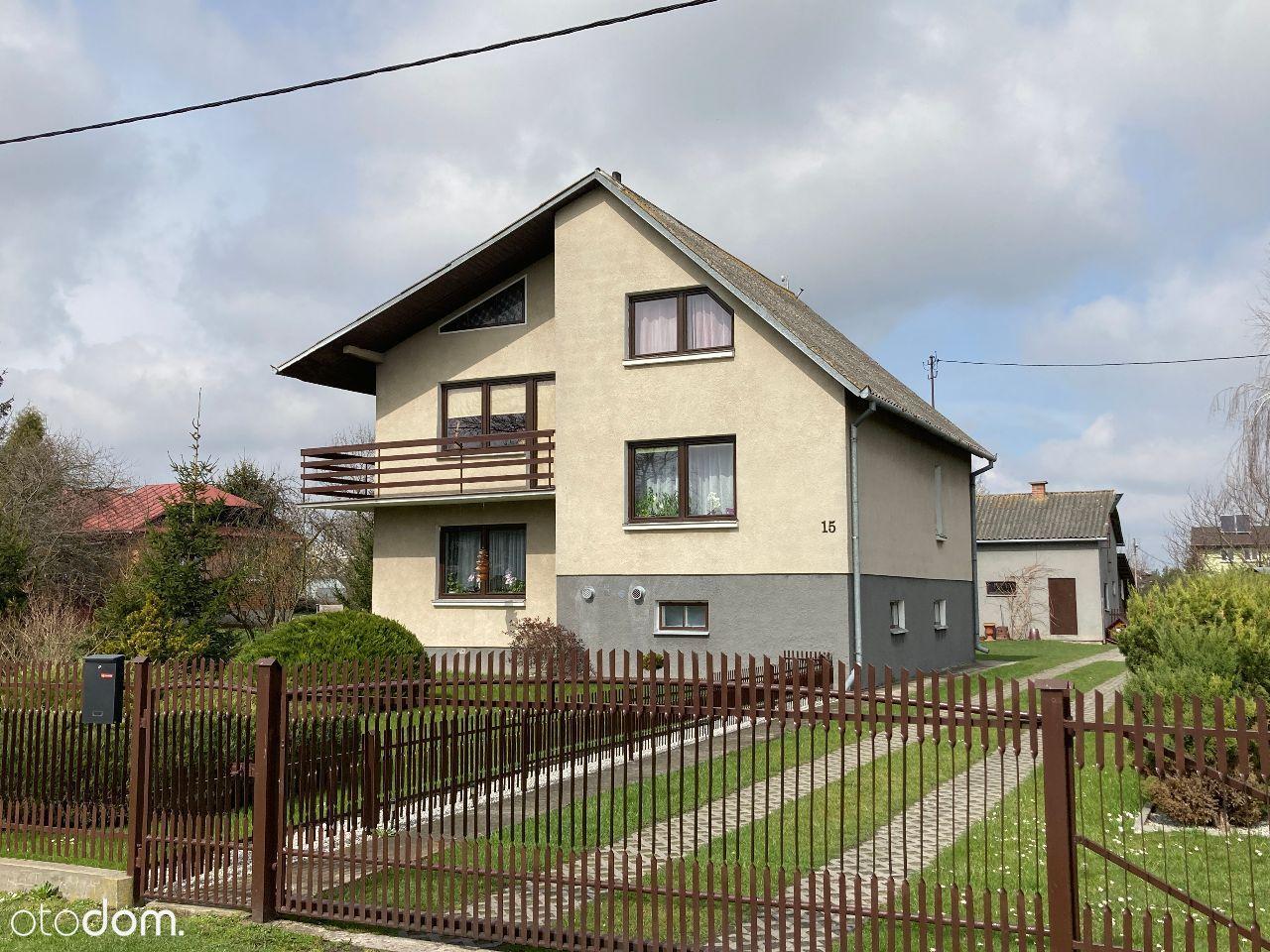 Sprzedam dom jednorodzinny Białopole