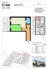 Mieszkanie 51,60m2 -w nowej inwestycji-Łódź, Widze