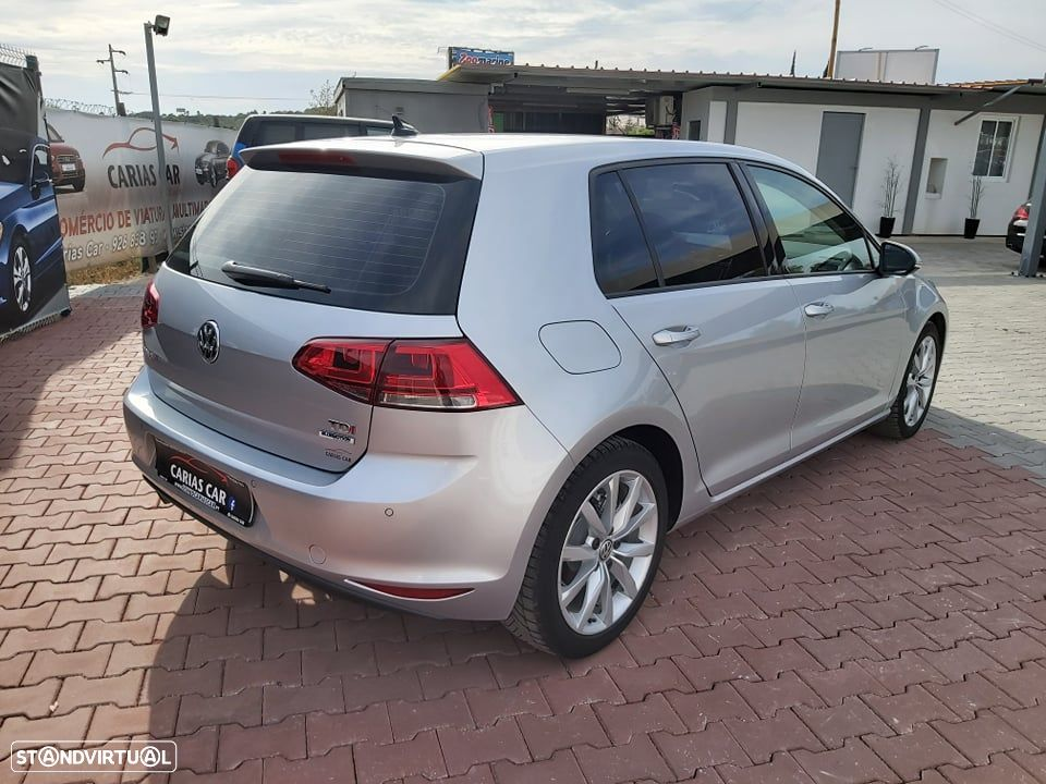 VW Golf 1.6 Tdi Sport - 8