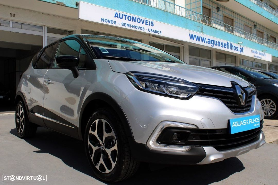 Renault Captur 0.9 TCE EXCLUSIVE  90CV - 1