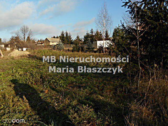 Działka, 1 000 m², Parzęczew