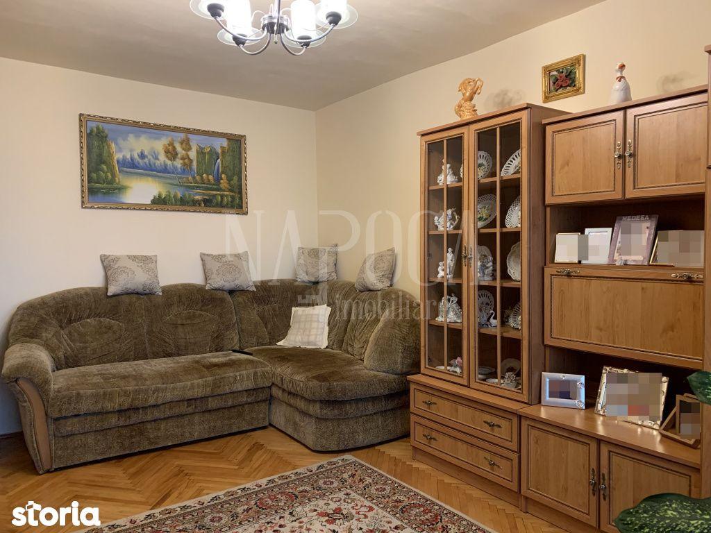 Apartament cu 3 camere decomandate + garaj in zona OMV Aurel Vlaicu!