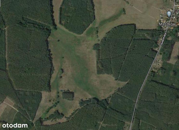 Działka Rolna 30.55 ha
