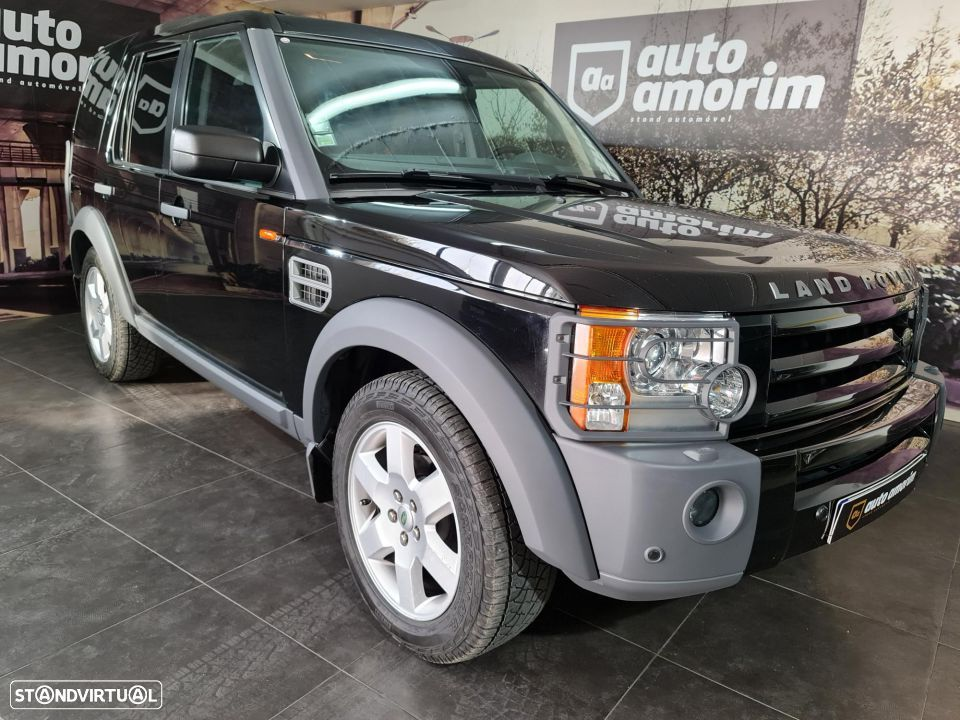 Land Rover Discovery 3 2.7 TD V6 HSE - 1