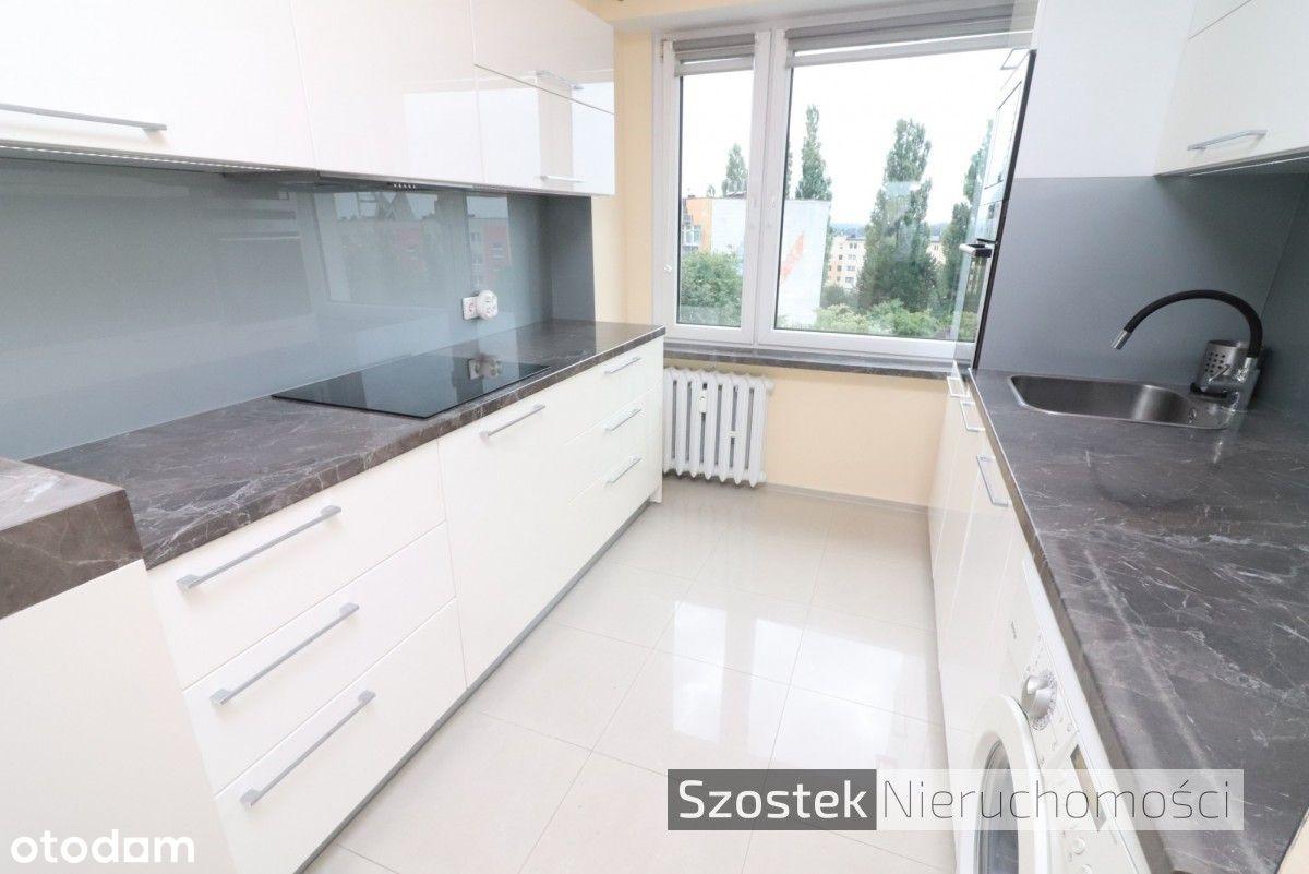Północ/słoneczne/standard/balkon/duża kuchnia