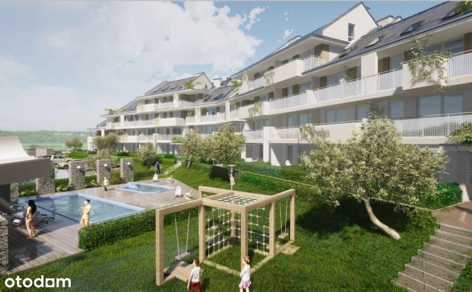 Baltic Garden - mieszkania nad morzem z basenem